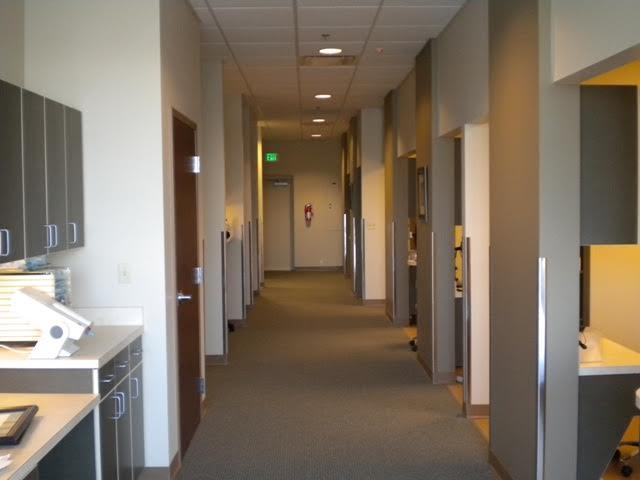 Hallway at Colorado Dental Group
