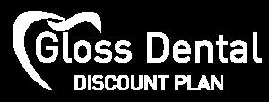 Gloss Dental Discount Plan CMYK