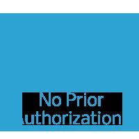 No Prior Authorizations